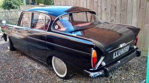 Humber scepter MKII 1966 SOLD (picture 1 of 3)