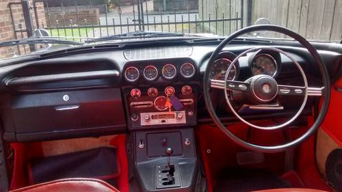 Humber scepter MKII 1966 SOLD (picture 3 of 3)