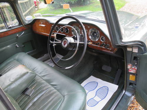 1960 Humber Super Snipe Series 2 (Credit Cards Accepted) SOLD (picture 4 of 6)