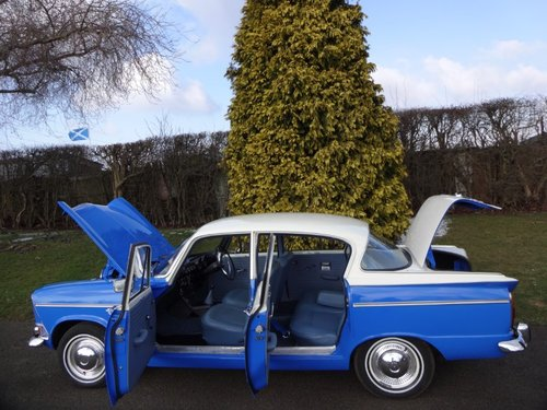 1964 Humber Sceptre SOLD (picture 2 of 6)