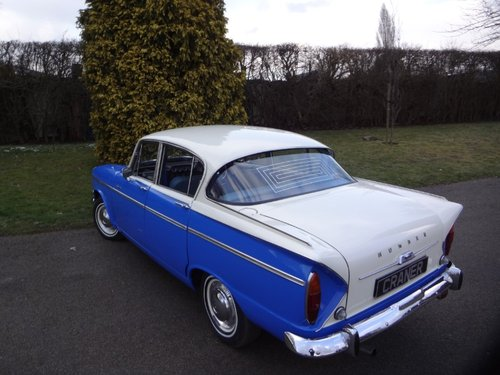 1964 Humber Sceptre SOLD (picture 4 of 6)