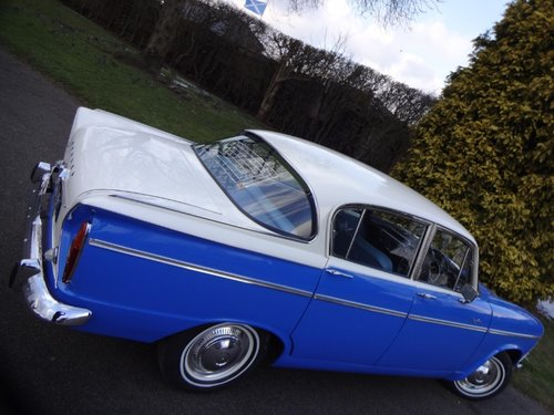 1964 Humber Sceptre SOLD (picture 5 of 6)