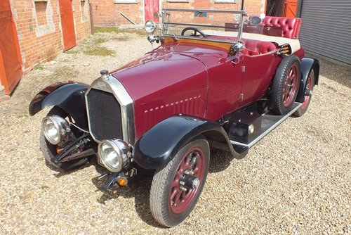 1920 A very original Humber with a very interesting history For Sale (picture 1 of 6)