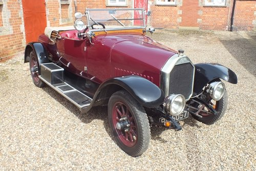 1920 A very original Humber with a very interesting history For Sale (picture 2 of 6)