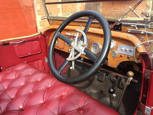 1920 A very original Humber with a very interesting history For Sale (picture 4 of 6)