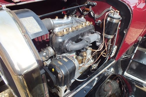 1920 A very original Humber with a very interesting history For Sale (picture 6 of 6)