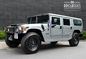 1997 Hummer H1 LHD For Sale in London For Sale