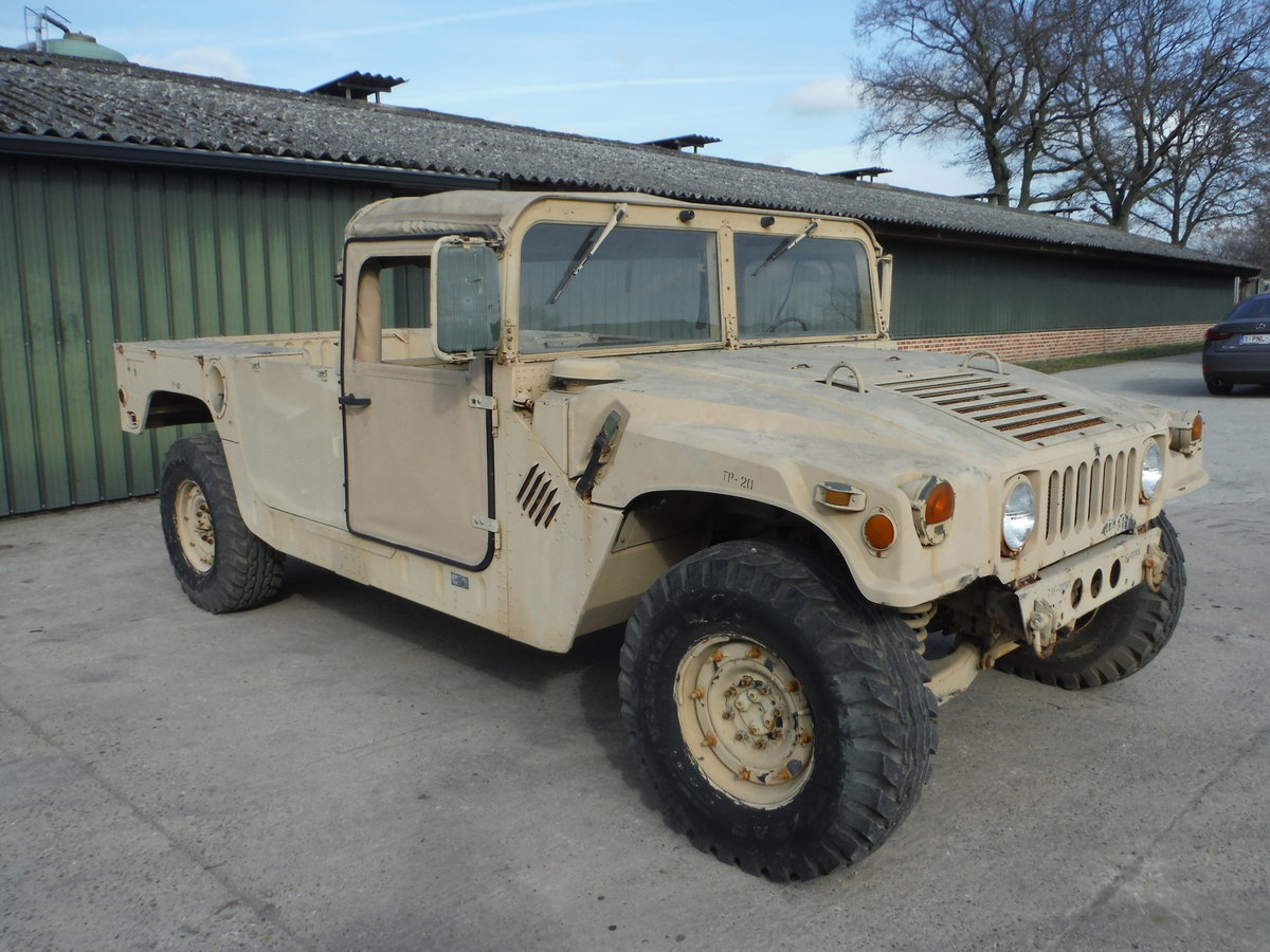 1987 Nice original Hummer M998 For Sale (picture 2 of 6)