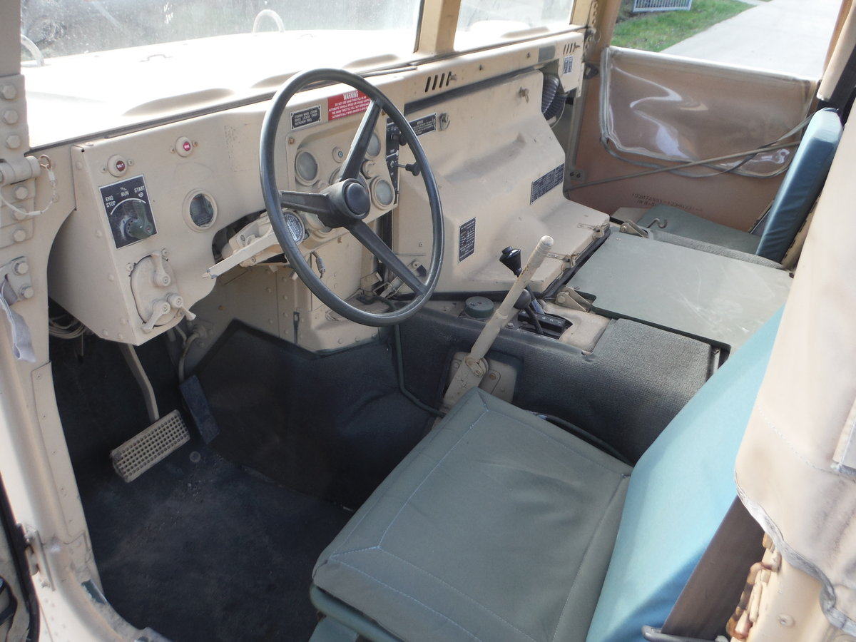 1987 Nice original Hummer M998 For Sale (picture 5 of 6)