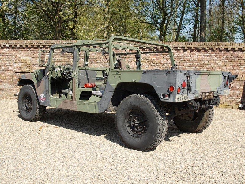 Hummer H1 AM General Humvee M998 HMMWV 'Troop Carrier' 6.2 For Sale (picture 2 of 6)