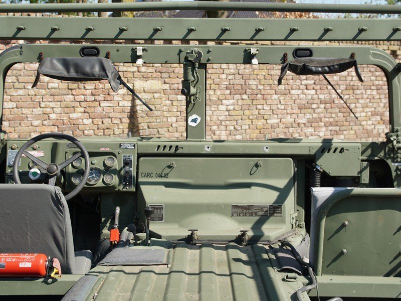 Hummer H1 AM General Humvee M998 HMMWV 'Troop Carrier' 6.2 For Sale (picture 3 of 6)