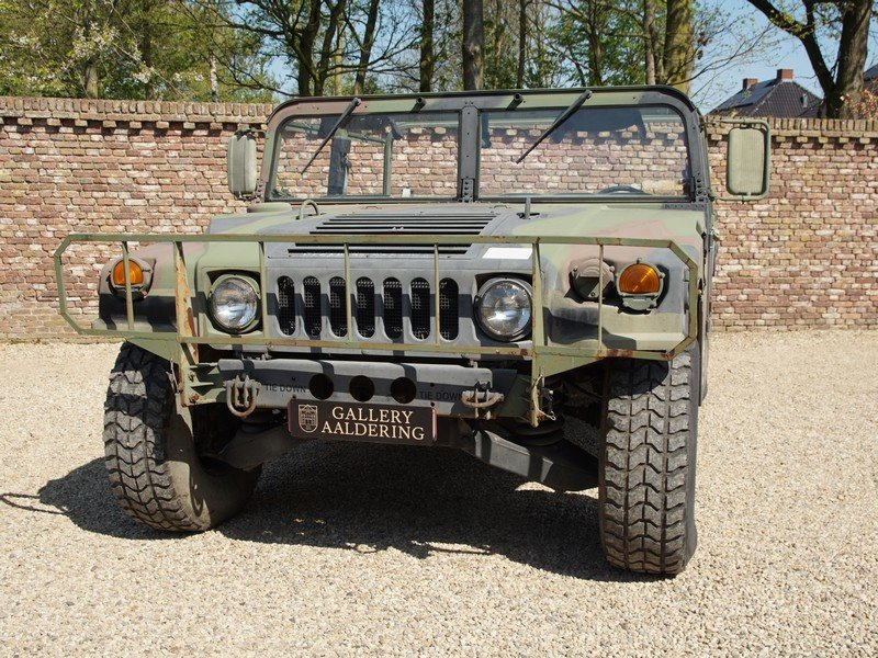Hummer H1 AM General Humvee M998 HMMWV 'Troop Carrier' 6.2 For Sale (picture 5 of 6)