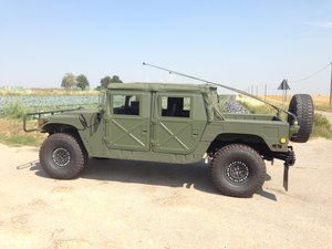 1999 Military H1 M1113 Spec Superb condition like new For Sale