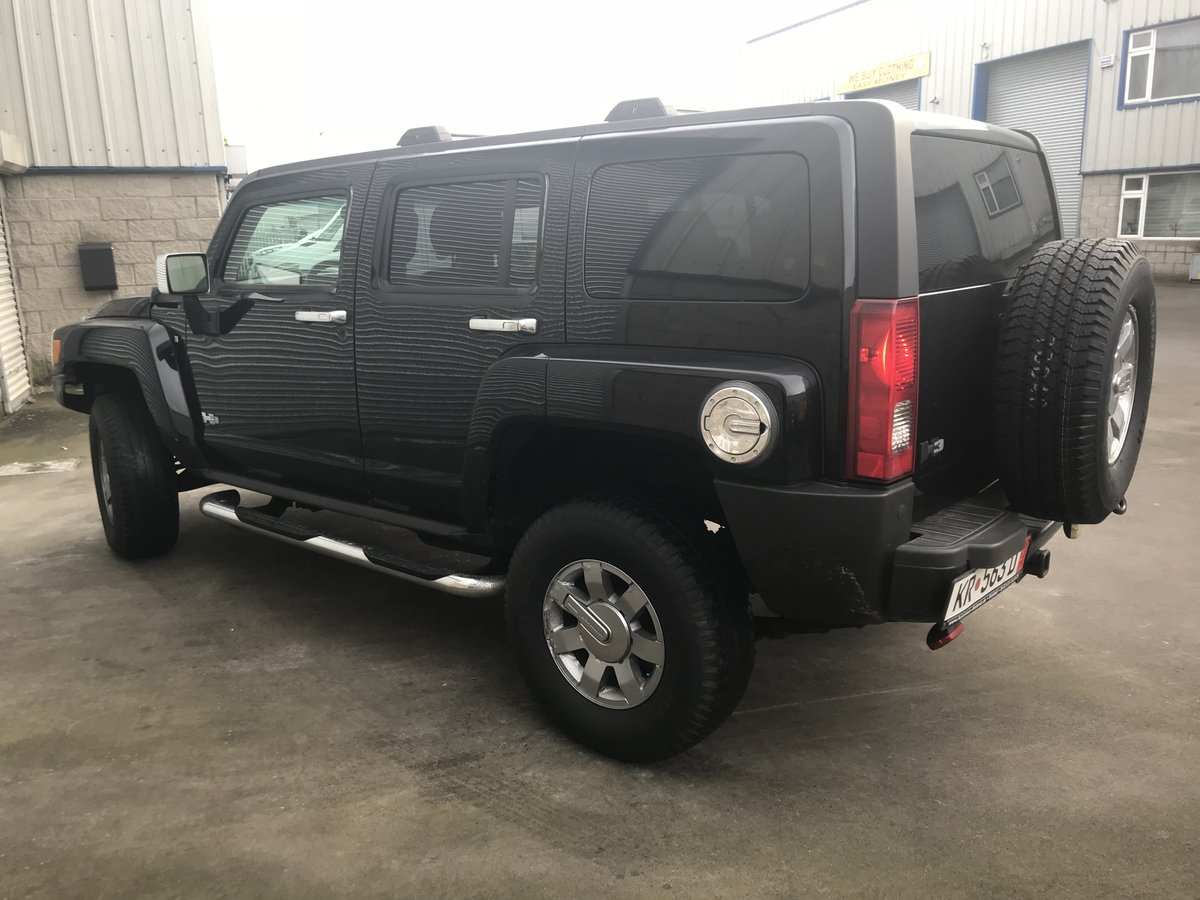 Hummer h3 2006 For Sale (picture 6 of 6)