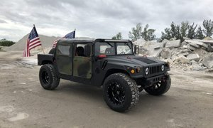 1988 Hummer H1 AM GENERAL M99 Humvee = 6.5L V8 Diesel For Sale