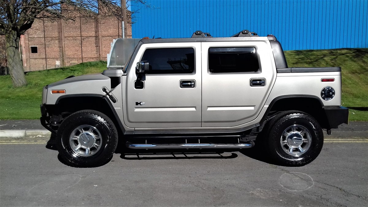 2005 HUMMER H2 SUT LUX LPG IN EXCELLENT CONDITION For Sale (picture 2 of 6)