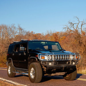 2005 Hummer H2 SUV 4x4 All Black Hot Seats Loaded $18.9k For Sale