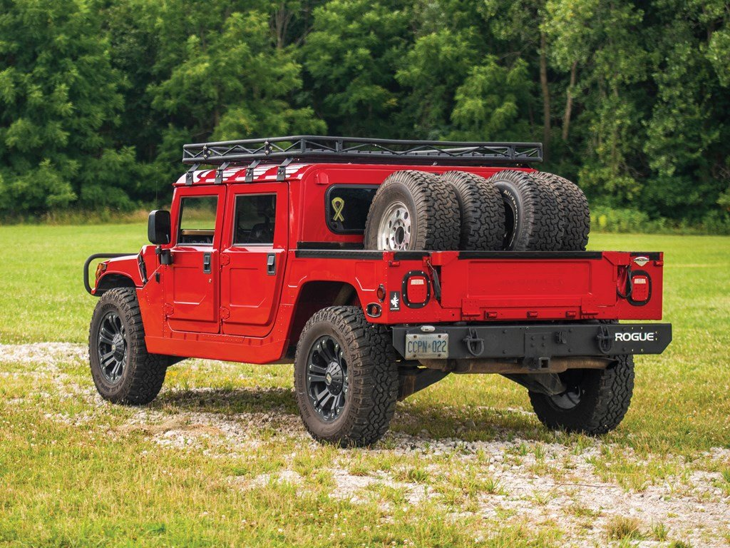 1995 Hummer H1 SUT  For Sale by Auction (picture 2 of 6)