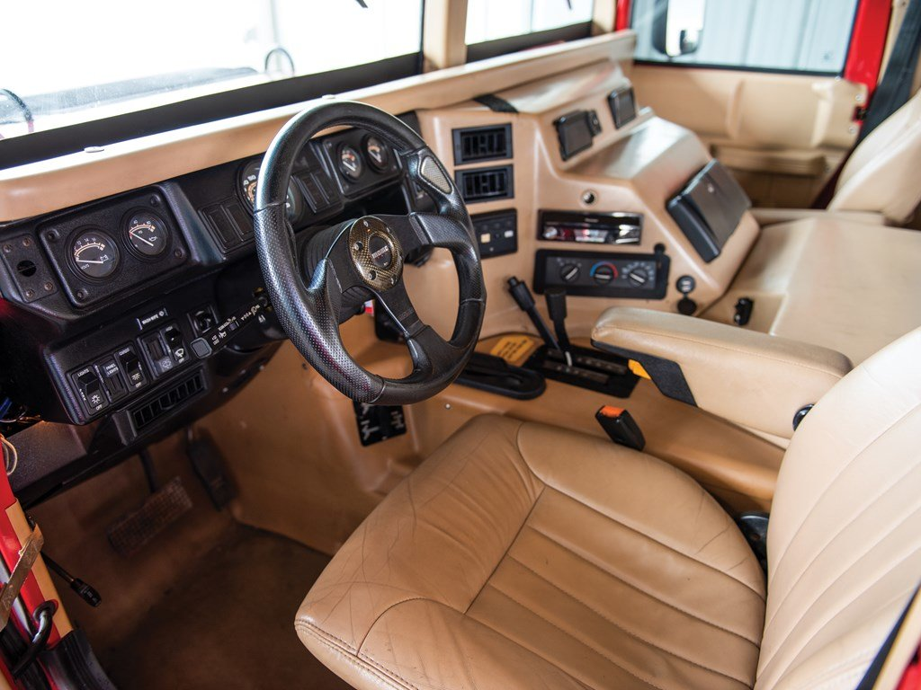 1995 Hummer H1 SUT  For Sale by Auction (picture 4 of 6)
