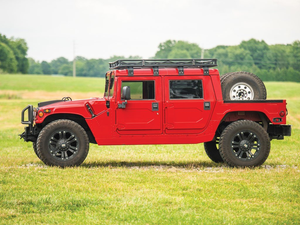 1995 Hummer H1 SUT  For Sale by Auction (picture 6 of 6)