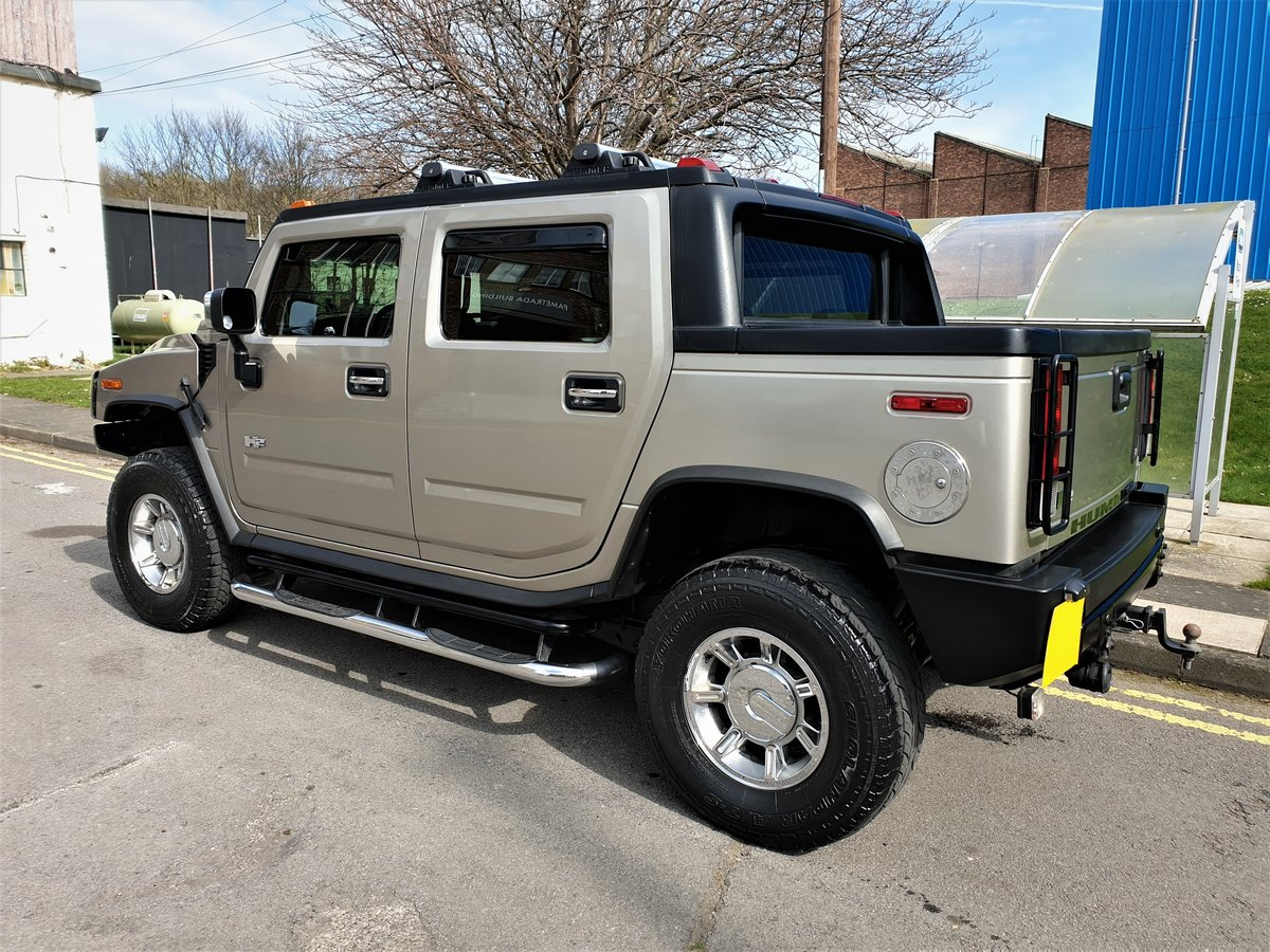 2005 HUMMER H2 SUT LUX LPG IN EXCELLENT CONDITION For Sale (picture 3 of 6)