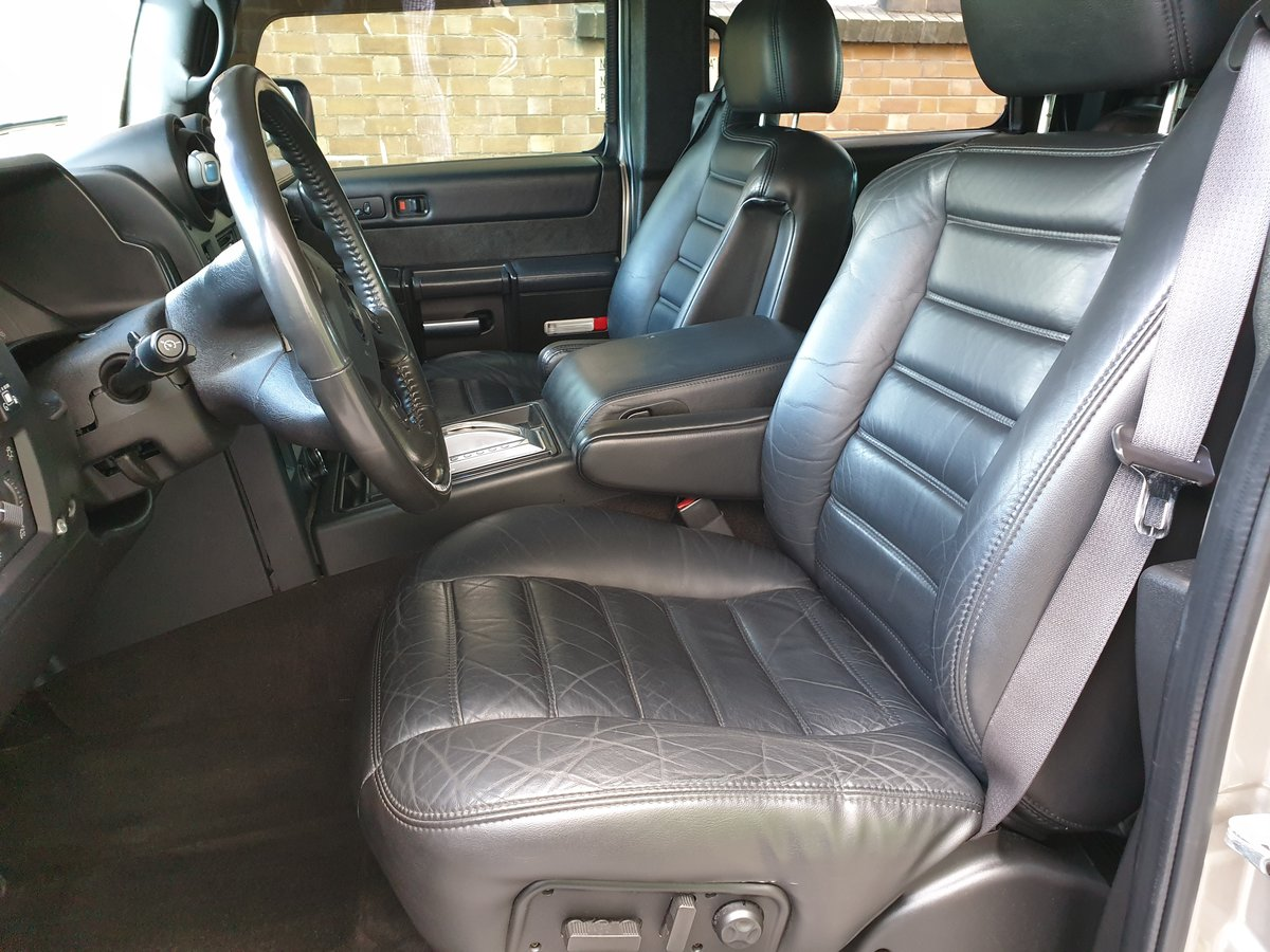 2005 HUMMER H2 SUT LUX LPG IN EXCELLENT CONDITION For Sale (picture 5 of 6)