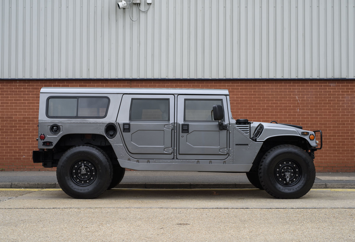 1997 Hummer H1 LHD For Sale in London For Sale (picture 5 of 24)
