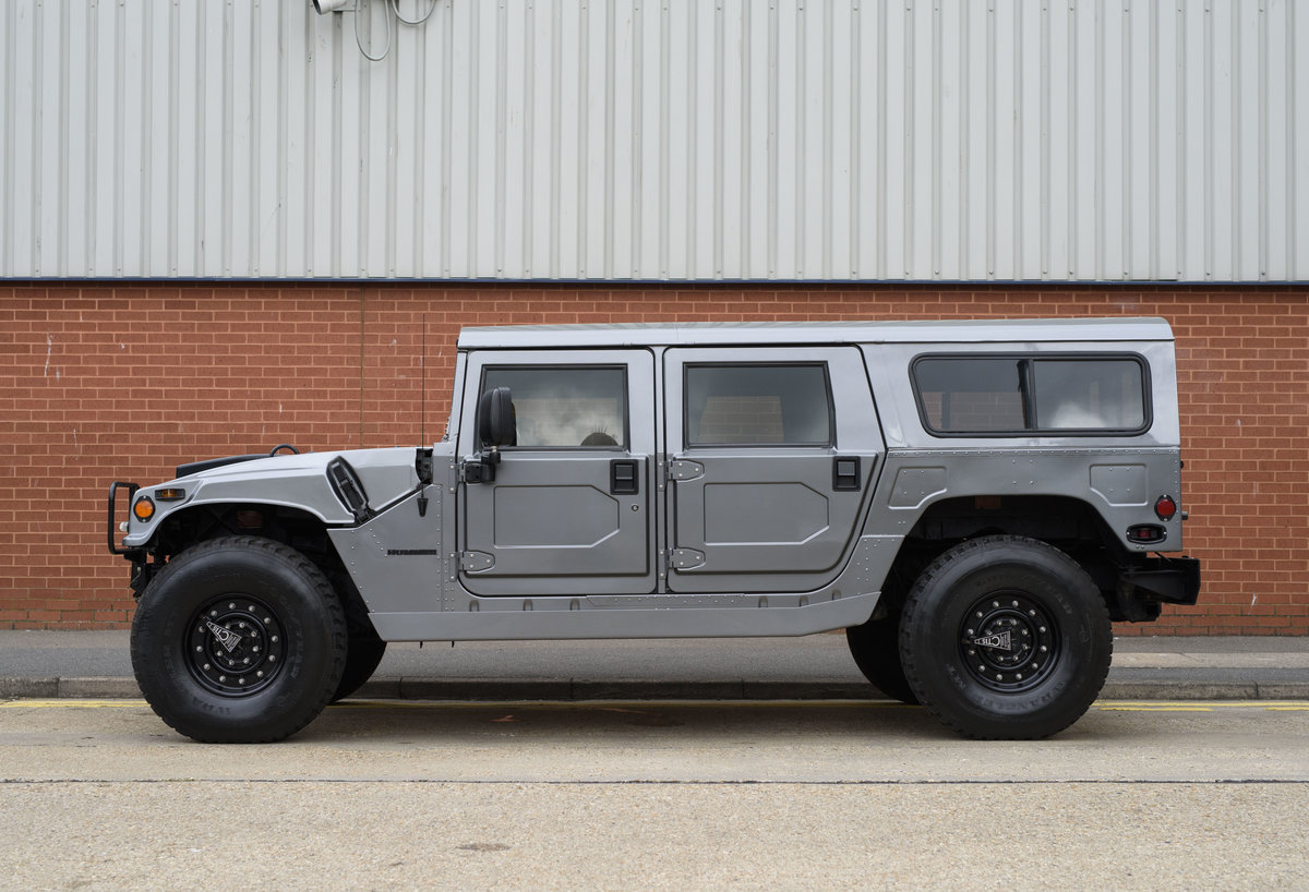 1997 Hummer H1 LHD For Sale in London For Sale (picture 6 of 24)