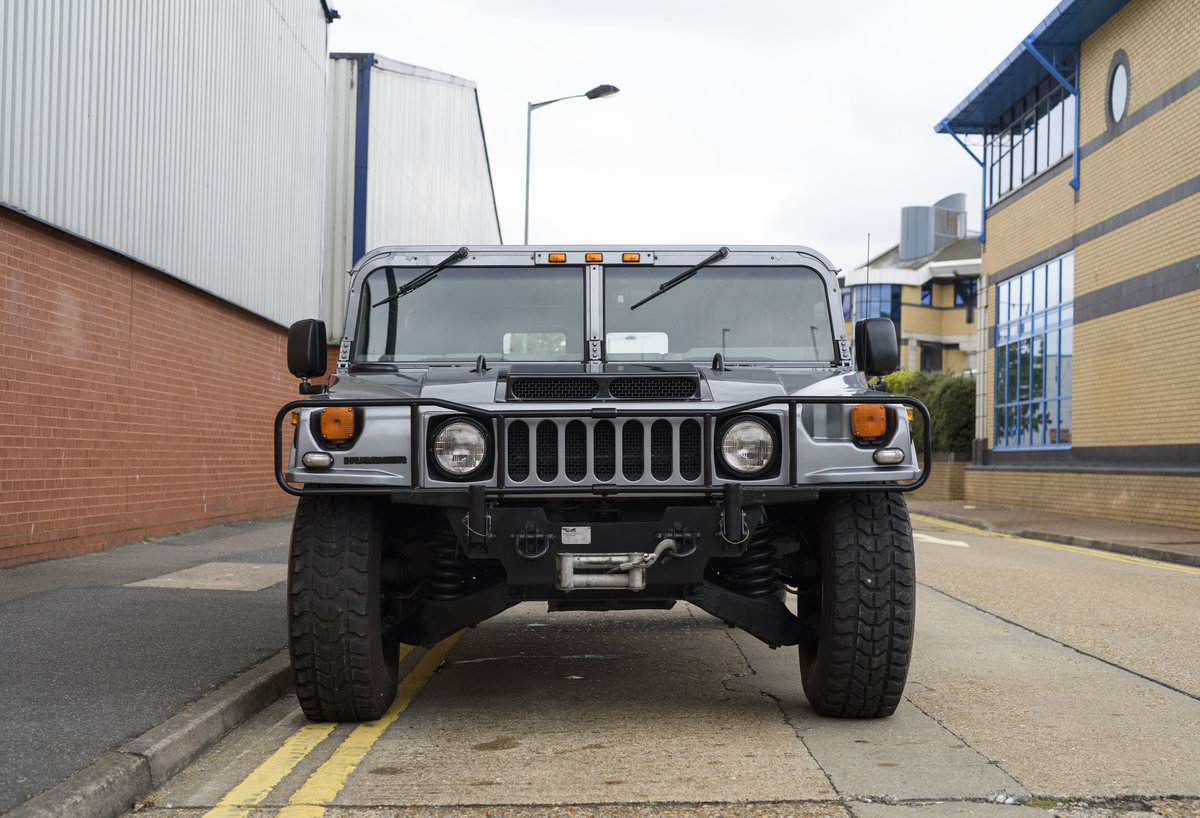 1997 Hummer H1 LHD For Sale in London For Sale (picture 7 of 24)