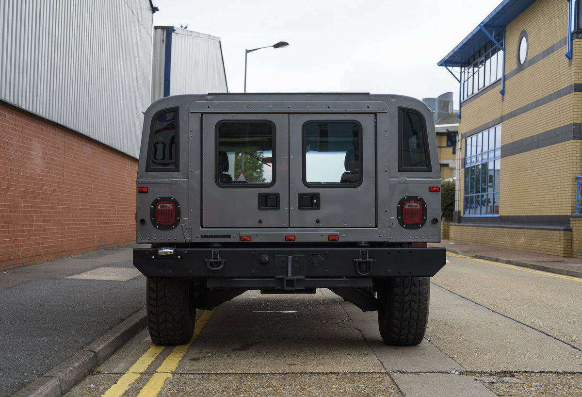 1997 Hummer H1 LHD For Sale in London For Sale (picture 8 of 24)