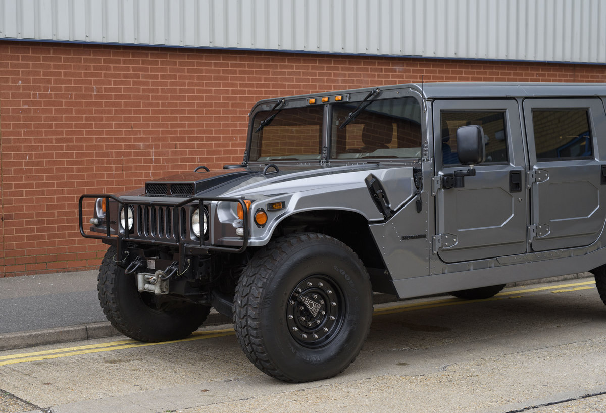 1997 Hummer H1 LHD For Sale in London For Sale (picture 9 of 24)
