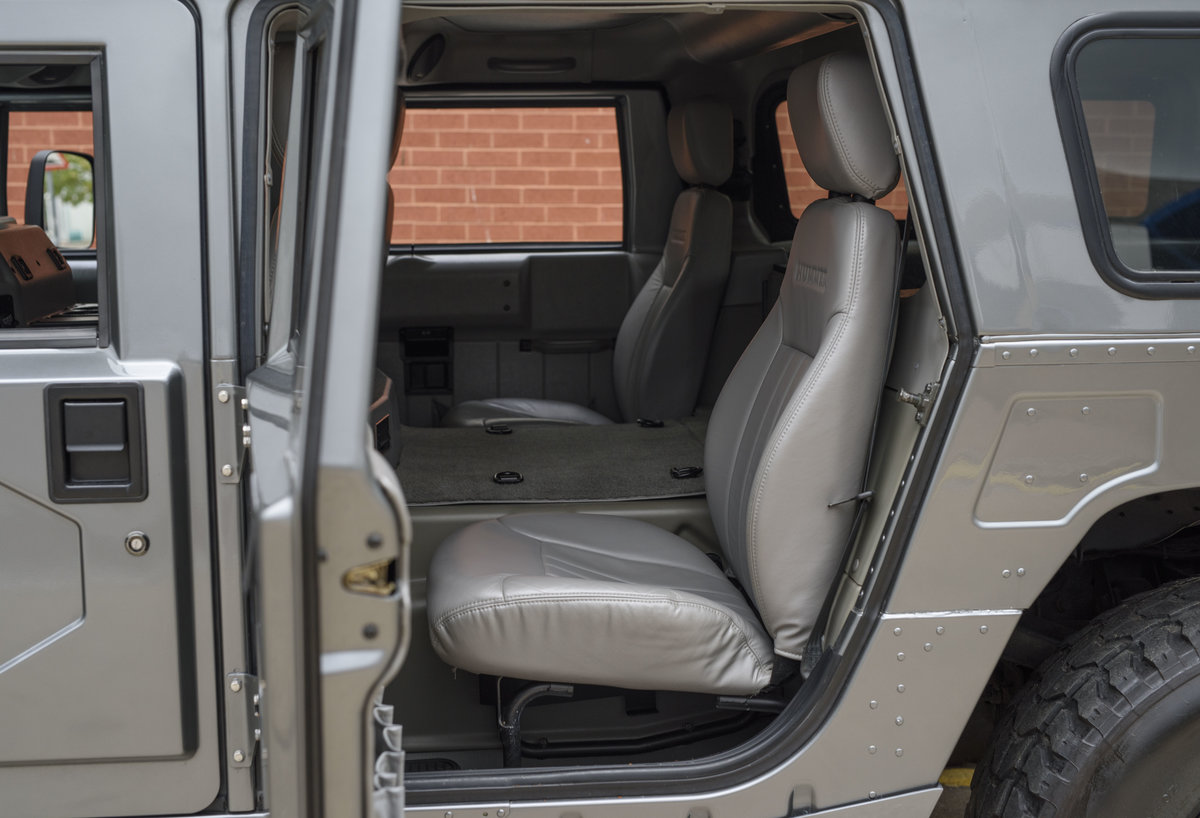 1997 Hummer H1 LHD For Sale in London For Sale (picture 14 of 24)