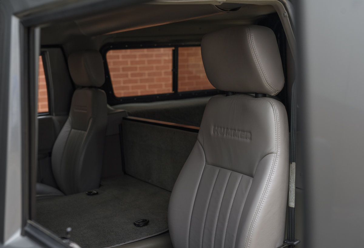 1997 Hummer H1 LHD For Sale in London For Sale (picture 15 of 24)