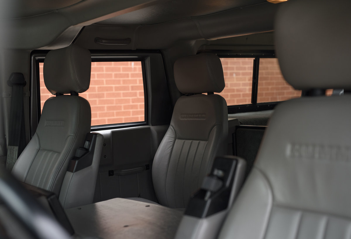 1997 Hummer H1 LHD For Sale in London For Sale (picture 16 of 24)