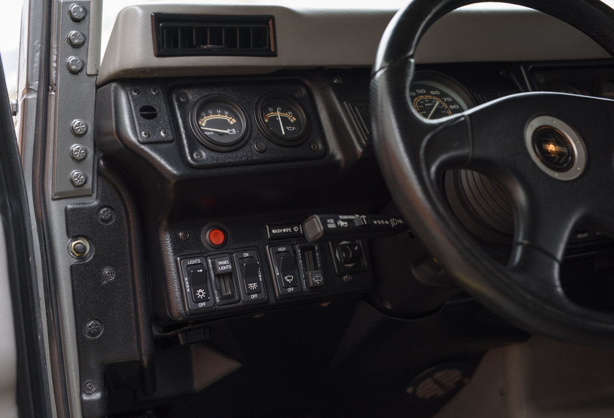 1997 Hummer H1 LHD For Sale in London For Sale (picture 19 of 24)