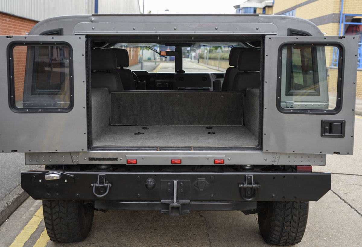 1997 Hummer H1 LHD For Sale in London For Sale (picture 24 of 24)