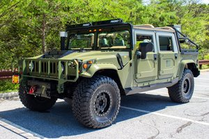 1997 Am General Hummer H1 = Many Upgrades Rare $59.9k For Sale