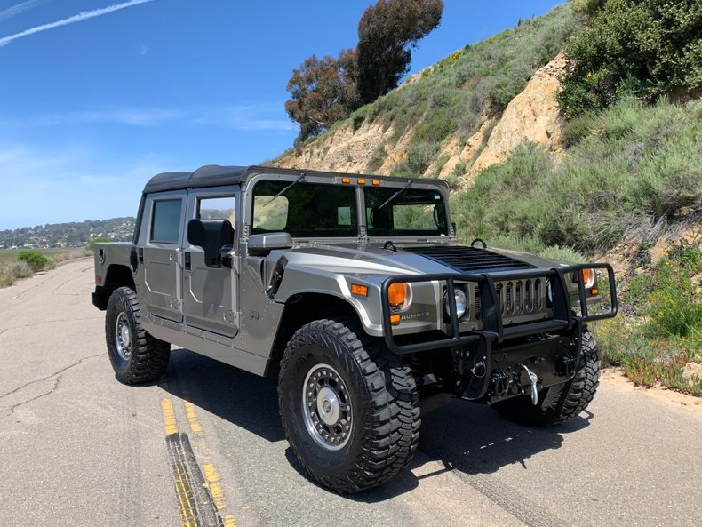 2006 Hummer H1 Alpha Rare Rare Off-Road Adventure Pkg For Sale (picture 2 of 6)