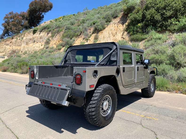 2006 Hummer H1 Alpha Rare Rare Off-Road Adventure Pkg For Sale (picture 3 of 6)