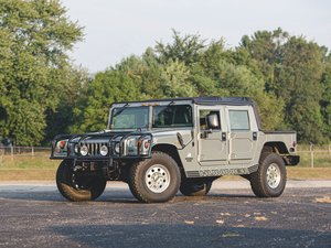 1997 Hummer H1  For Sale by Auction
