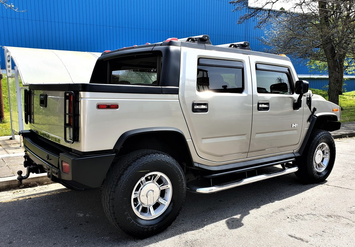 2005 HUMMER H2 SUT LUX LPG IN EXCELLENT CONDITION MUST BE SEEN  For Sale (picture 3 of 6)