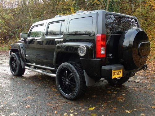 2007 Hummer H3 3.7 Luxury 5dr THE BEST AVAILABLE, PRINS GAS. SOLD (picture 5 of 10)