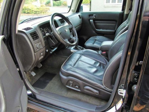 2007 Hummer H3 3.7 Luxury 5dr THE BEST AVAILABLE, PRINS GAS. SOLD (picture 7 of 10)