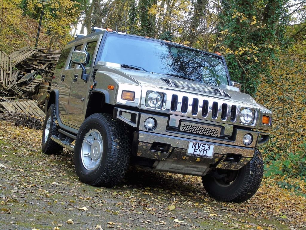 Hummer H2 (2003) 6.2 V8 Luxury SOLD (picture 1 of 10)