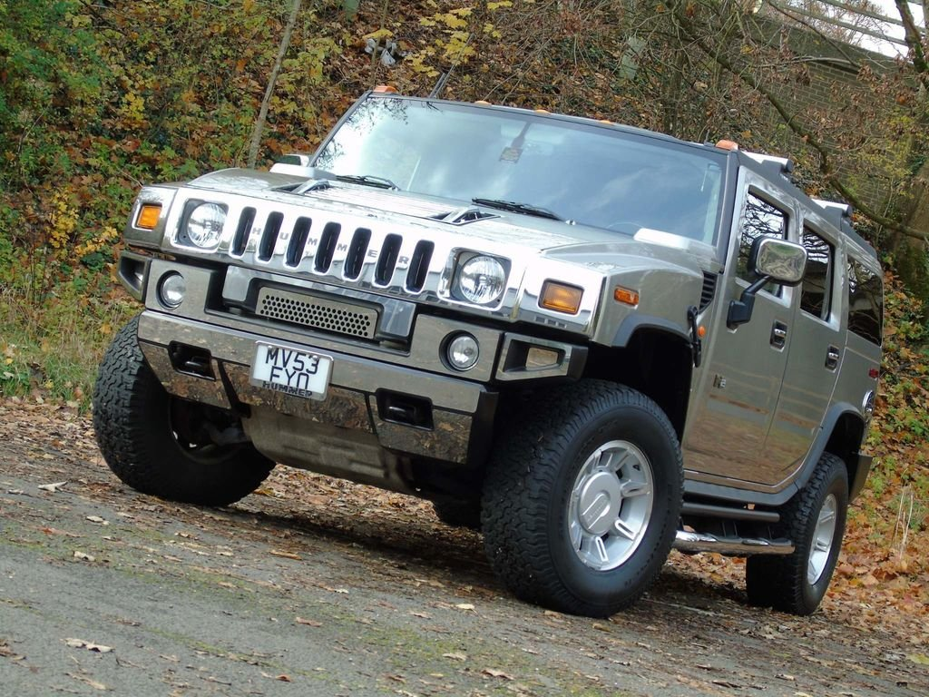 Hummer H2 (2003) 6.2 V8 Luxury SOLD (picture 2 of 10)