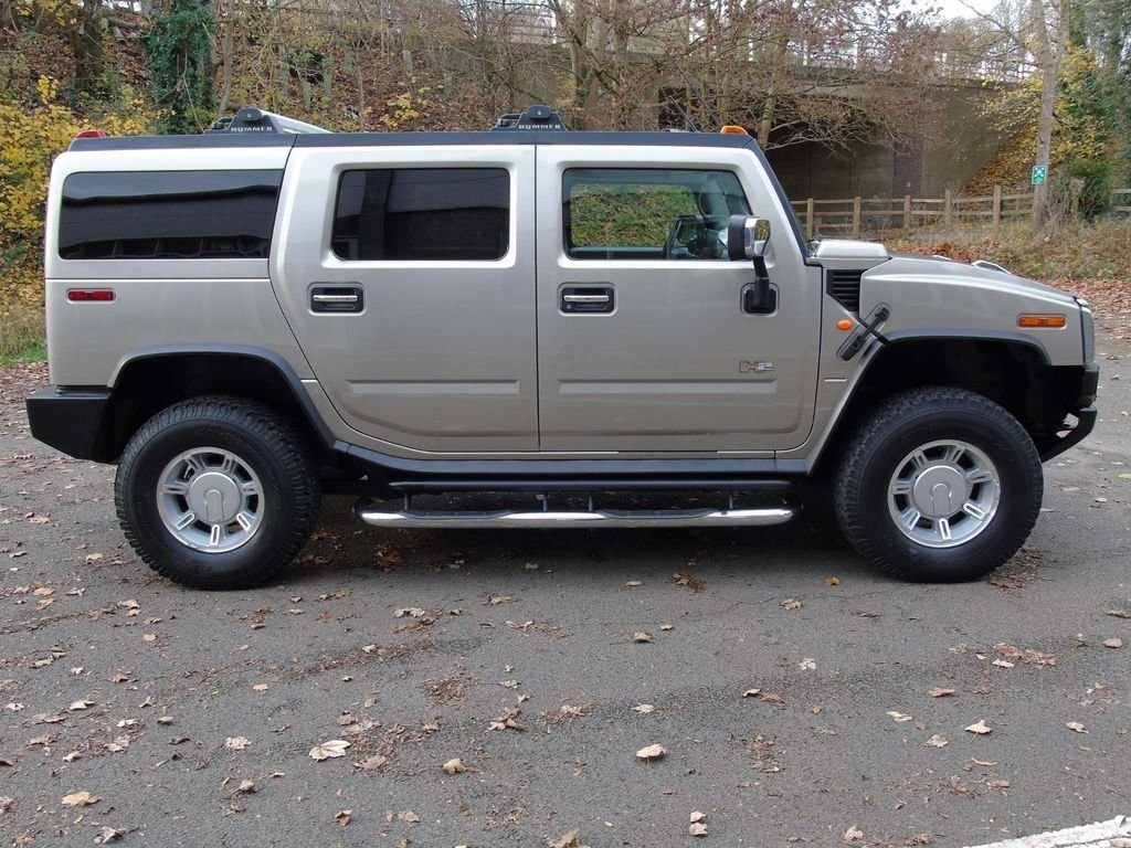 Hummer H2 (2003) 6.2 V8 Luxury SOLD (picture 3 of 10)