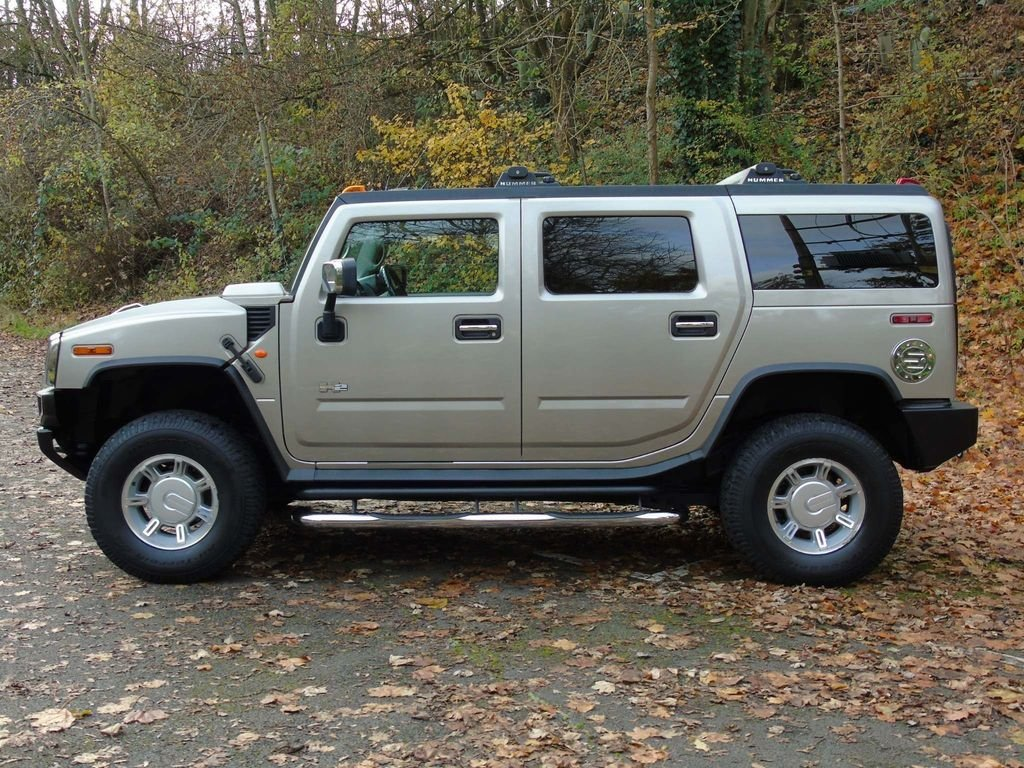 Hummer H2 (2003) 6.2 V8 Luxury SOLD (picture 4 of 10)