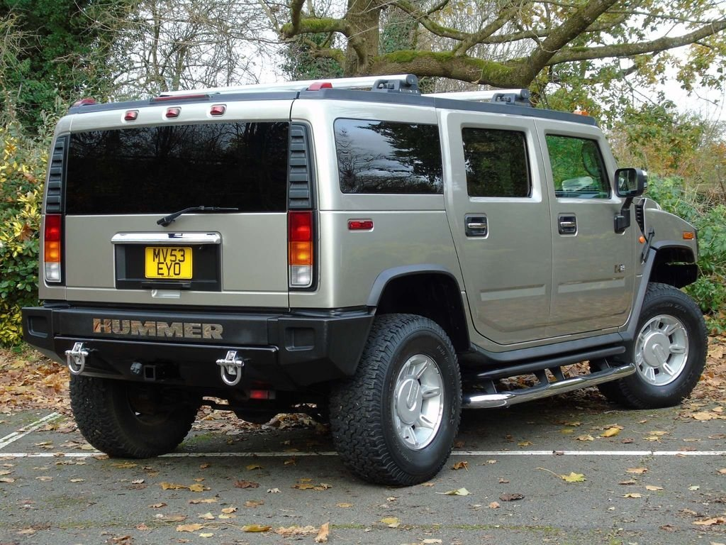 Hummer H2 (2003) 6.2 V8 Luxury SOLD (picture 5 of 10)