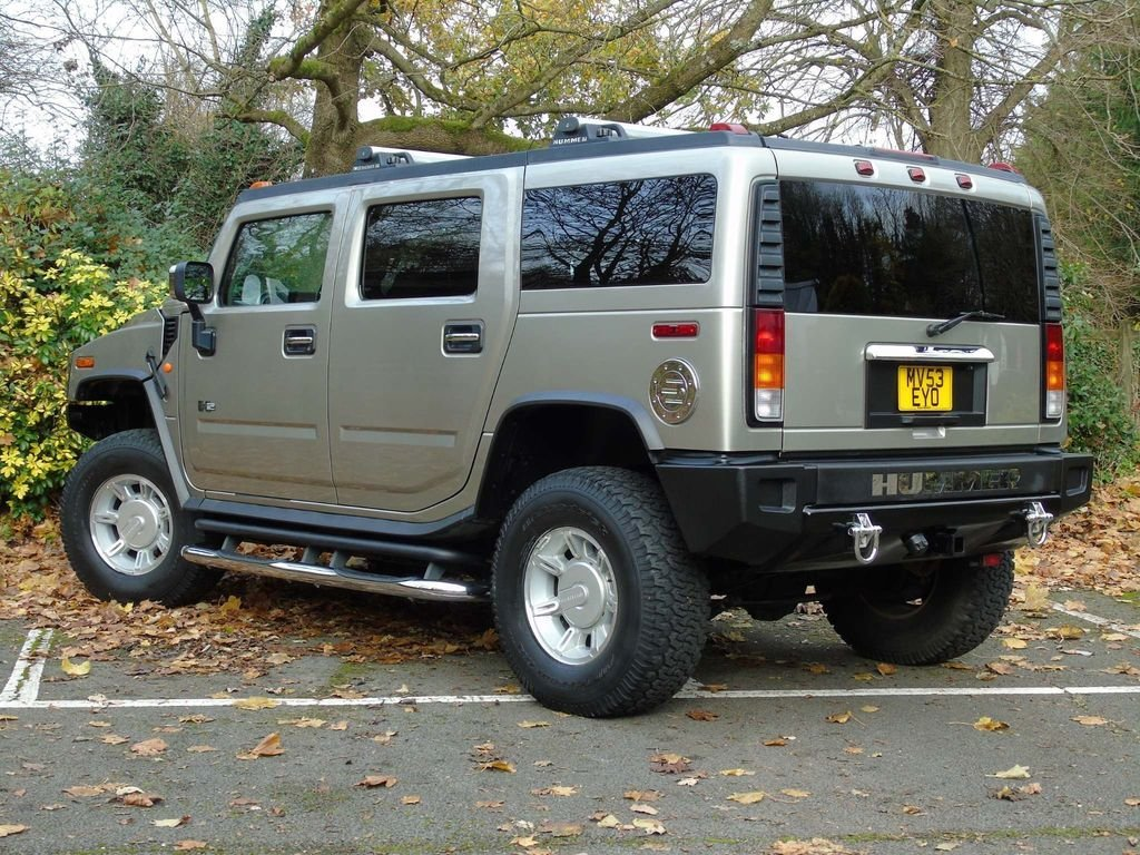 Hummer H2 (2003) 6.2 V8 Luxury SOLD (picture 6 of 10)