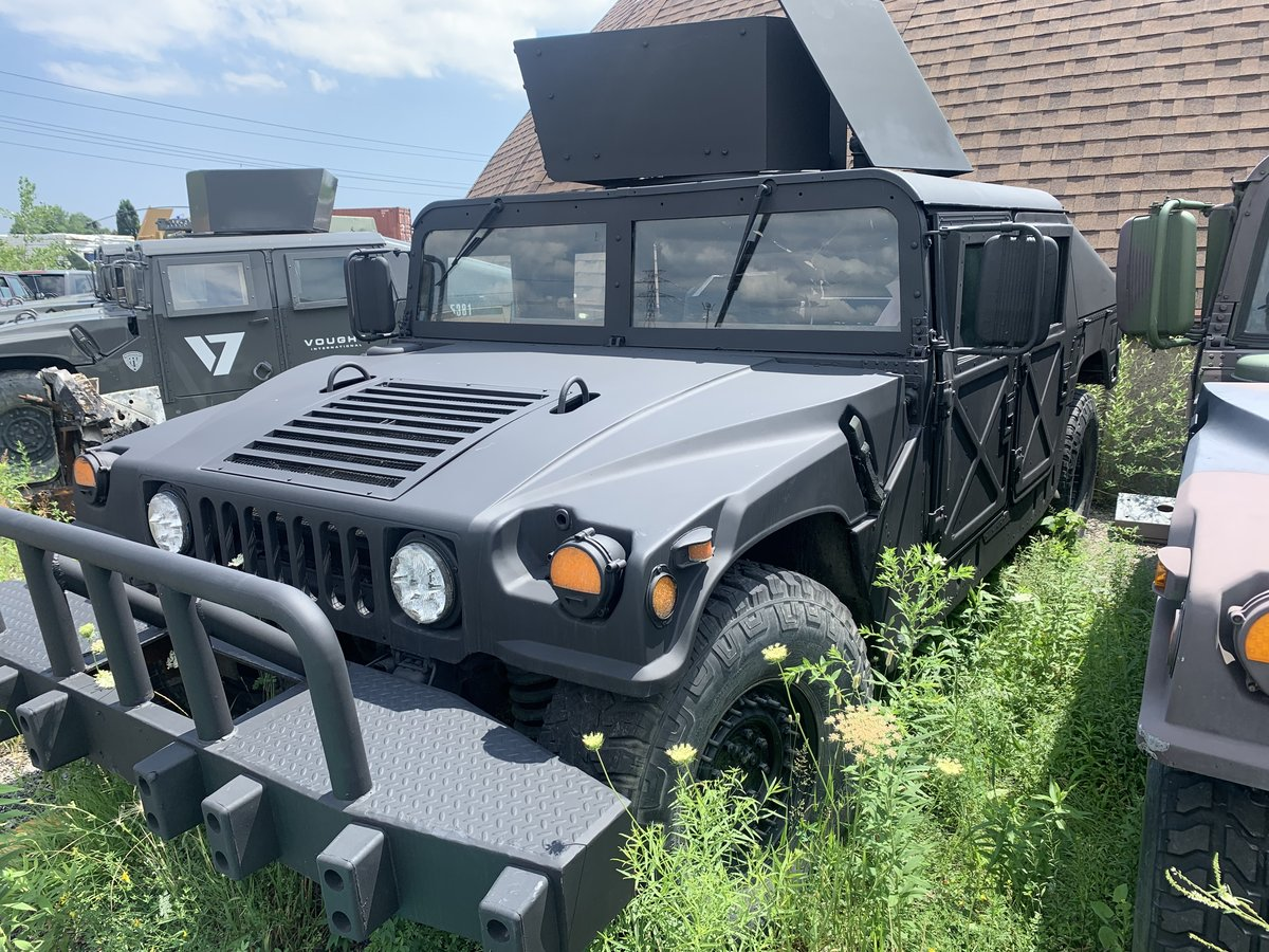 1985 Military Humvee For Sale (picture 1 of 2)